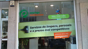 Servicios de limpieza Vigo