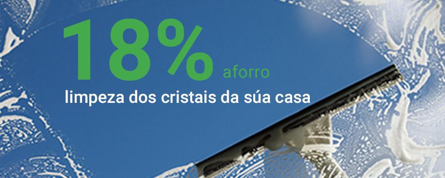 Oferta de limpeza de cristais en Vigo