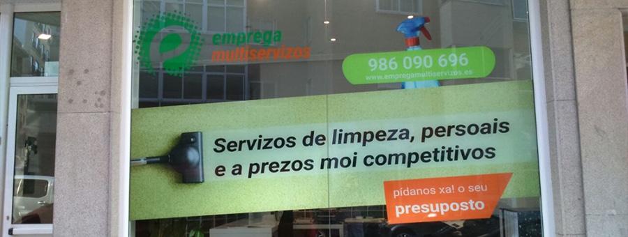 Limpeza para empresas e particulares en Vigo