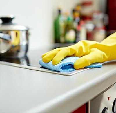 Servizo de limpeza do fogar en Vigo